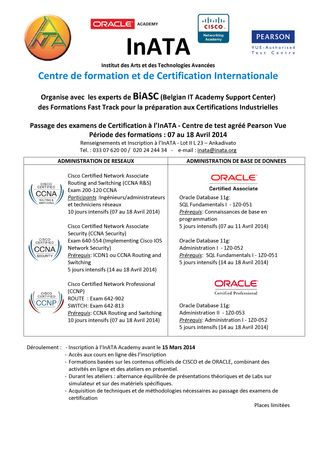 INATA_annonce_formations