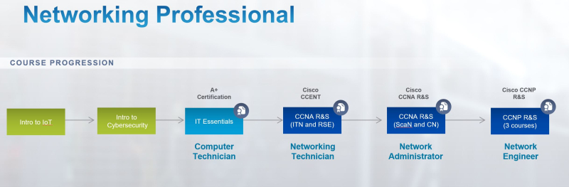 NetworkingProfessionalCourse