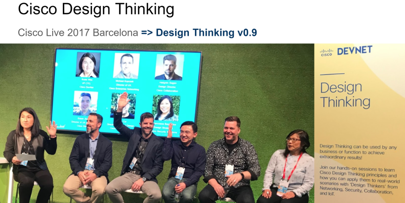 CiscoDesignThinking