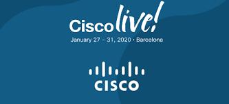 CiscoLive2020Barcelona