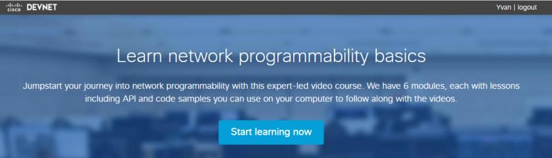 Network Programmability
