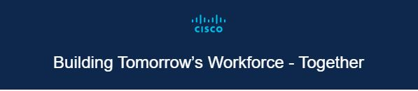 Cisco Workforce Tomorrow